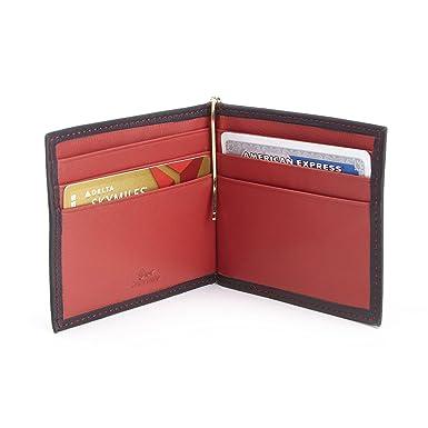 595af45f4ee9 Royce Leather RFID Blocking Front Pocket Money Clip Bifold Wallet ...