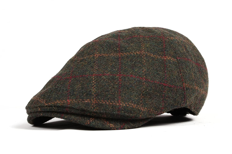 c273c3a28a70b WITHMOONS Sombreros gorras Boinas Bombines Wool Newsboy Hat Flat Cap SL3022  80% OFF