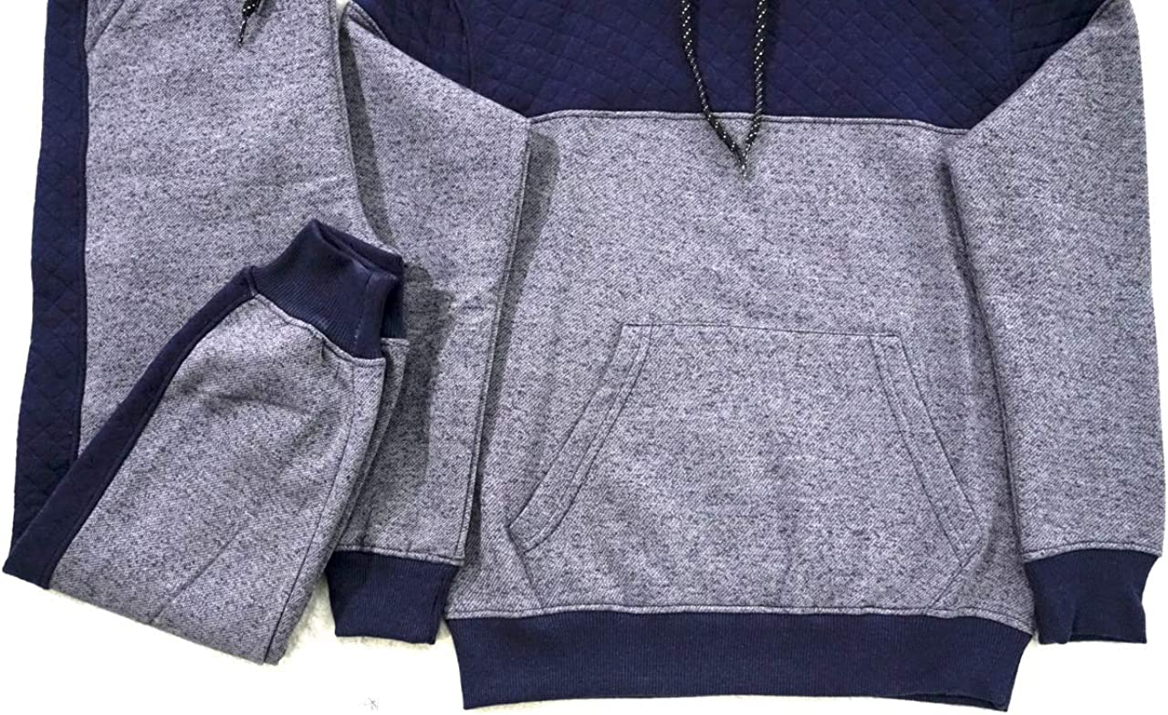 Cotton-Fleece Hoodie Tracksuit 1-14 Years Coton Coupe Baby-Boys