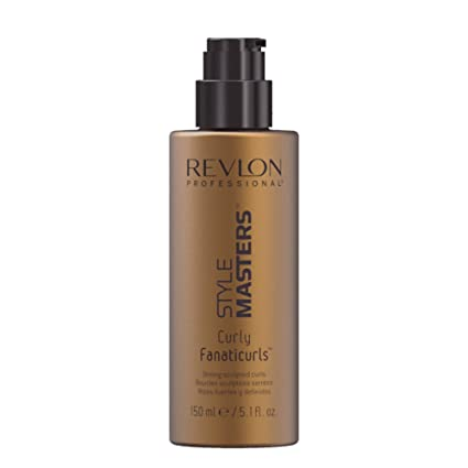 Revlon Style Masters Strong Sculpted Curls Tratamiento Capilar - 150 ml