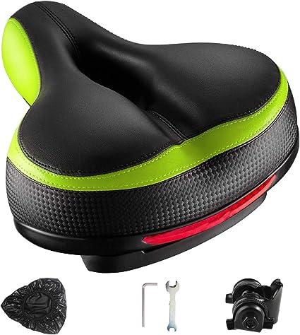 US Bike Saddle MTB Mountain Bicycle Seat Cushion Comfortable Riding Seat Cushion