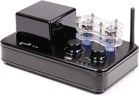 Dynavox Hybrid Verstärker Vr 400 Röhren Mit Elektronik