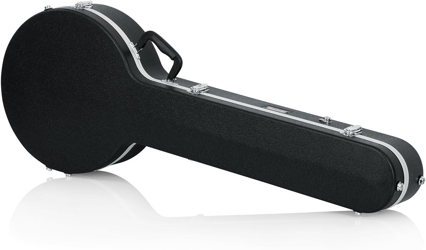 GATOR GC-BANJO-XL - Estuche para banjo de ABS (interior moldeado): Amazon.es: Instrumentos musicales