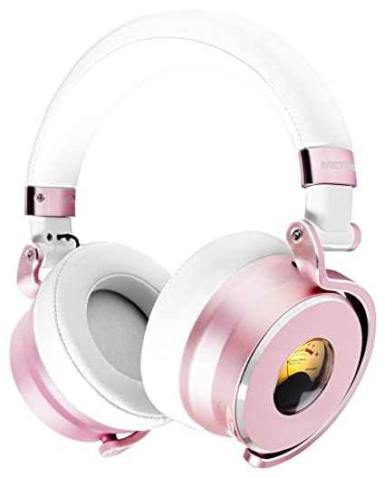 a84ae8fa7f7 Image Unavailable. Image not available for. Color: METERS MUSIC METERS Over  Ear Headphone OV-1-ROSE ...