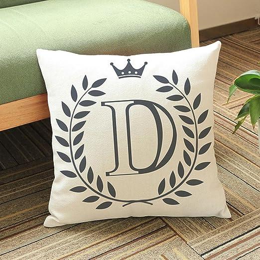 45 cm * 45 cm decorativo fundas de almohada, kingko® rama de ...