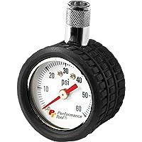 Performance Tool W9105 medidor de presión de neumáticos de dial pequeño