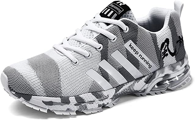 CAGAYA Zapatillas Running para Hombres Mujer Transpirables Casual ...