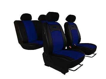 Universal Autositzbezüge für Mazda 3 Blau Sitzbezug Autositz Schonbezüge Tuning