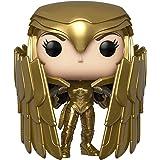 Funko POP! Heroes: Wonder Woman WW84 #329 - Wonder Woman [Golden Armor Shield] Exclusive