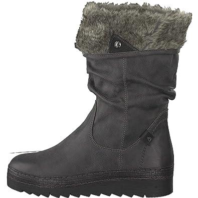 premium selection d09ea 290ab Jana Damen Stiefel Graphite grau Größe 37 bis 42, Damen Größen:38,  Farben:grau