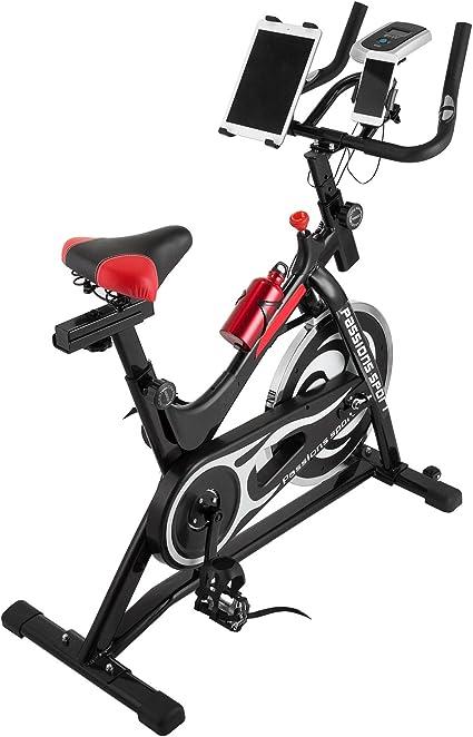 mophorn pantalla LCD Fitness interior mecanismo de ciclo bicicleta ...