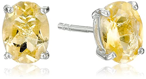 p products earrings genuine gemstone from citrine image