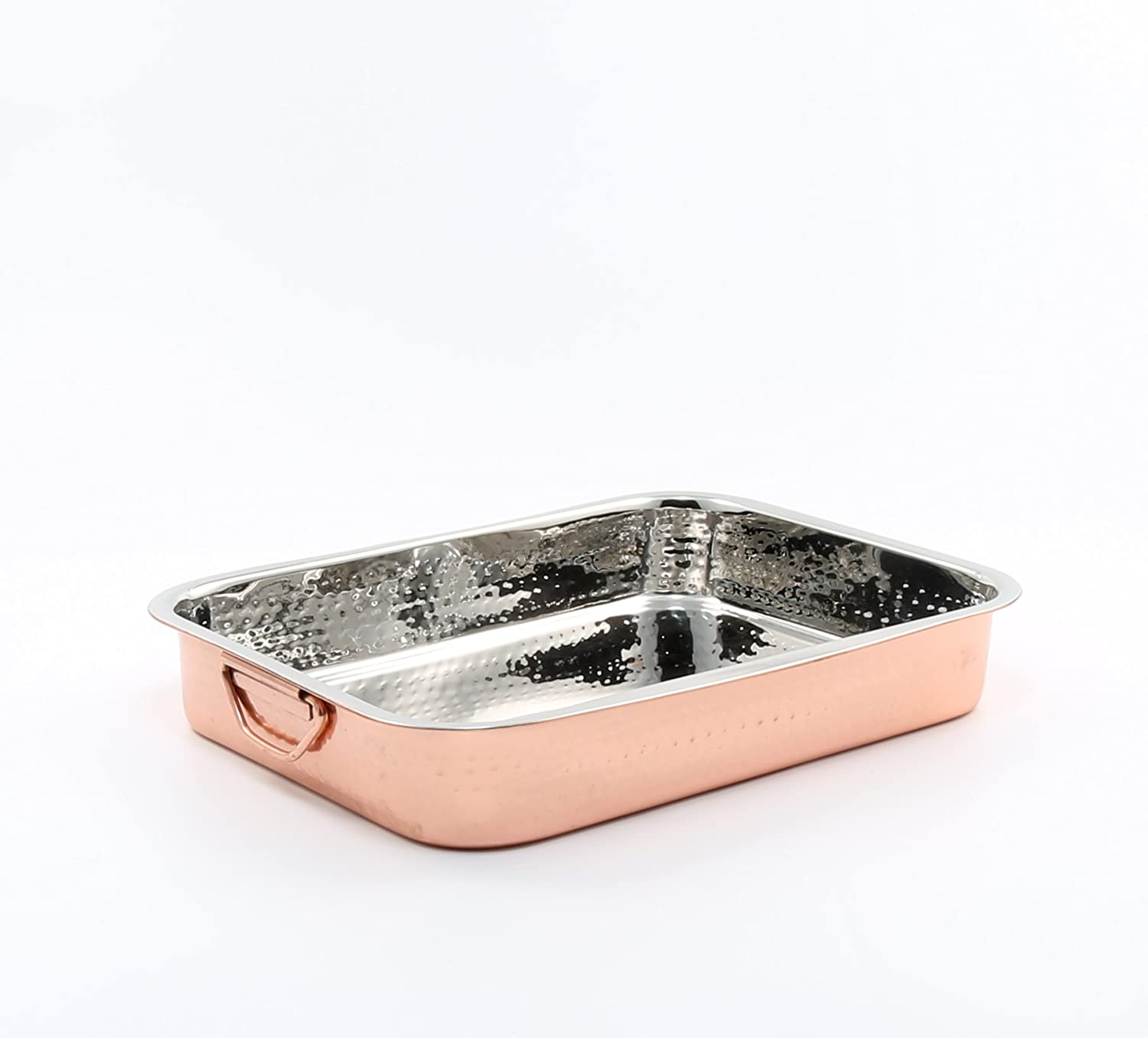 Cambridge Silversmiths Large Lasagna Pan, Claded, Copper 9200LPR