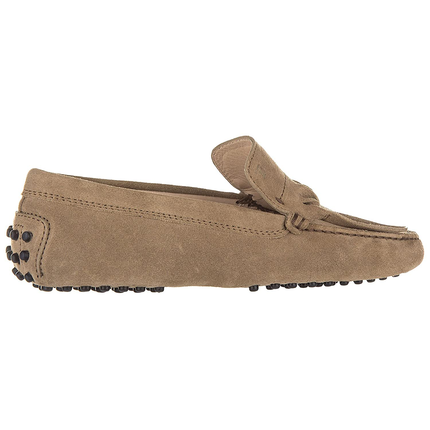 Amazon.com | Tods Women Gommino Moccasins Marrone 5 US | Loafers & Slip-Ons