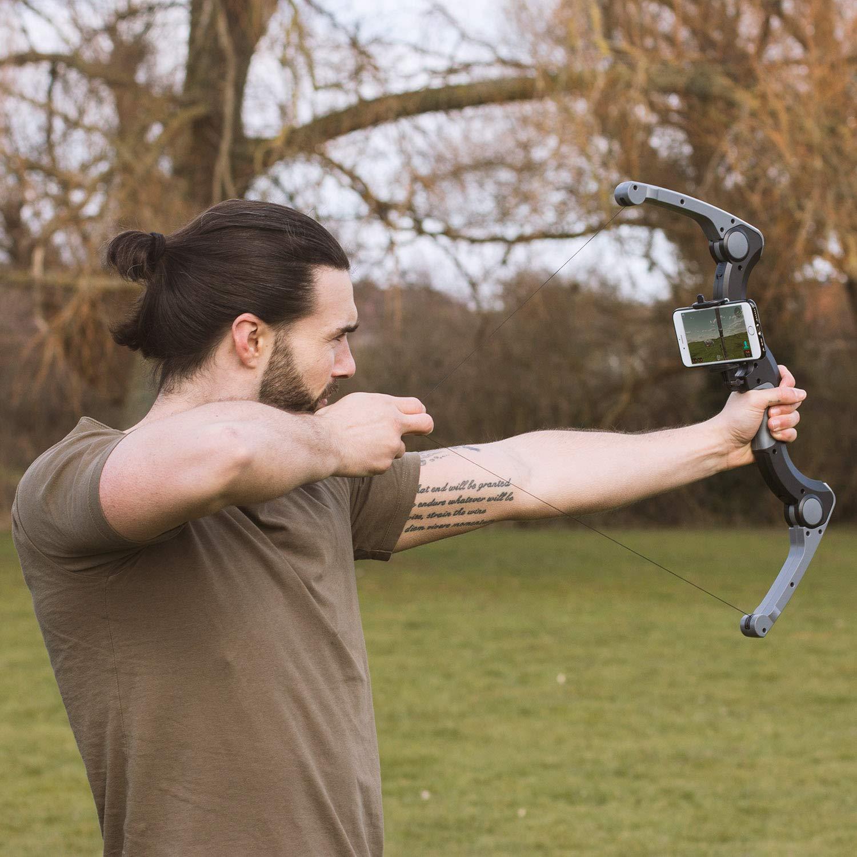 Amazon.com: ORB Realidad Aumentada Blaster Bluetooth pistola ...
