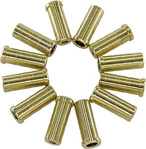 "Maifield Carbon Arrow Aluminum Brass Inserts.244 /. 299"" ID for Arrow Shaft Archery Accessories"