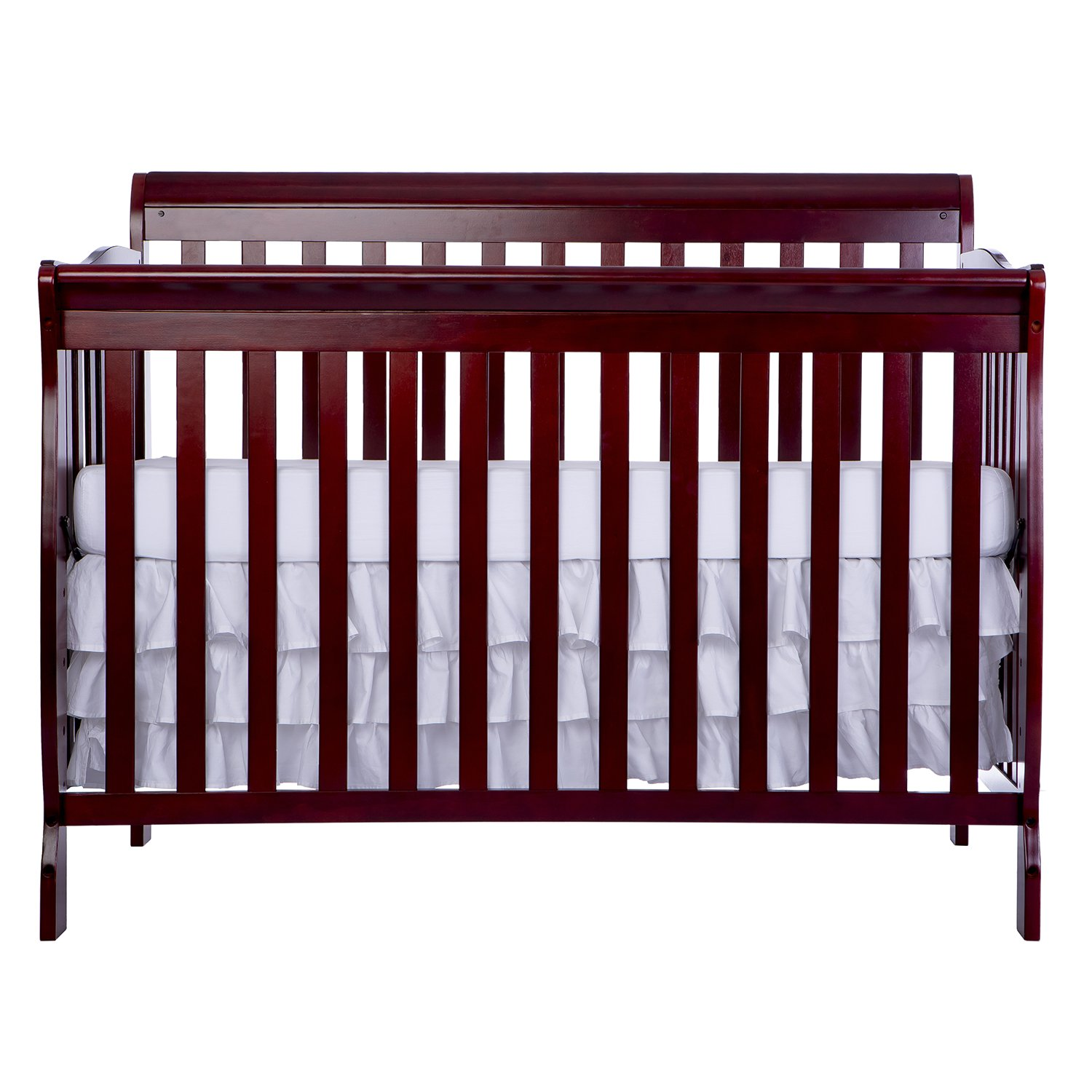 Crib for sale in the philippines - Amazon Com Dream On Me Ashton 4 In 1 Convertible Crib Cherry Natural Baby Crib Baby