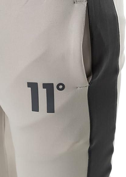 11 Degrees - Chándal - para Hombre Beige Beige XS: Amazon.es: Ropa ...