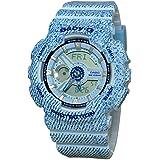 Casio Womens Baby-G BA110DC-2A3 Analog-Digital Casual Quartz Watch
