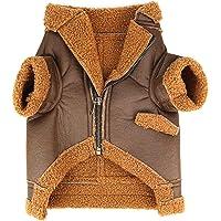 Yuehuam - Abrigo de invierno para perros pequeños, medianos y grandes
