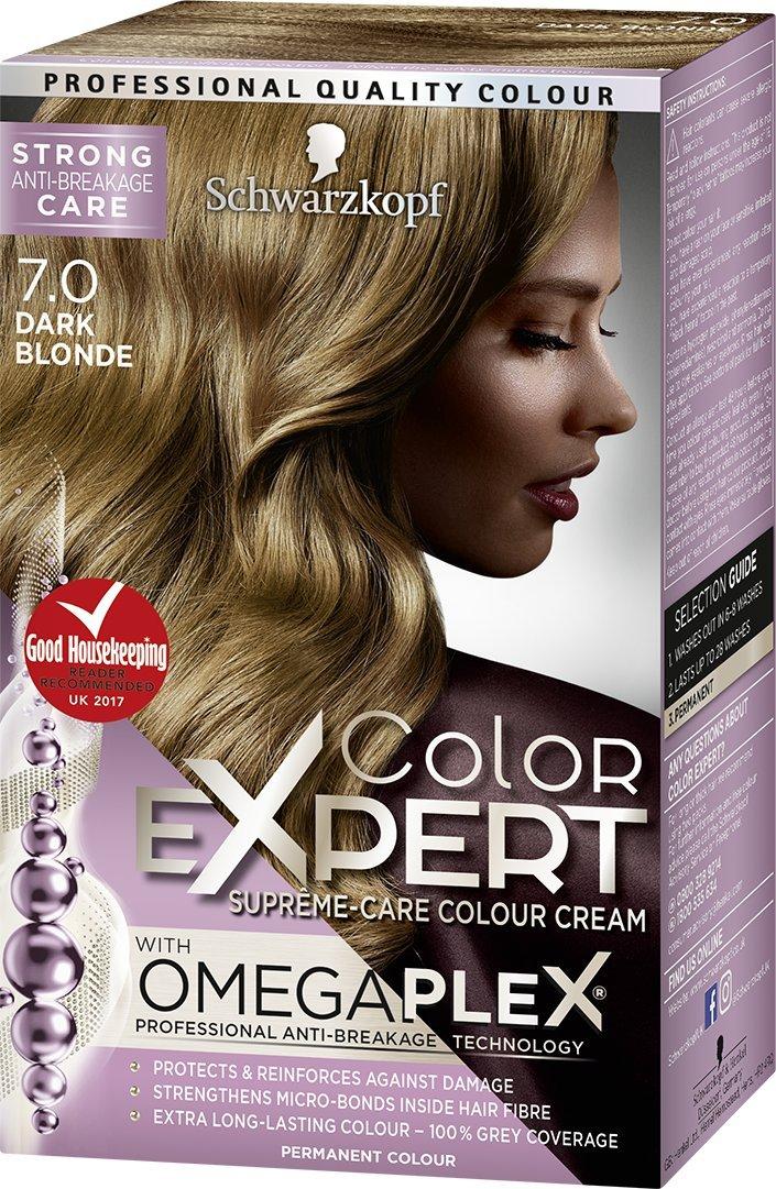 Schwarzkopf Color Expert Omegaplex Hair Dye 4 9 Deep Amethyst
