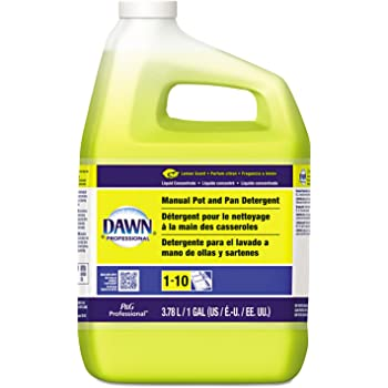 Dawn PAG57444EA Man. Pot/Pan Detergent Lemon Scent Gal