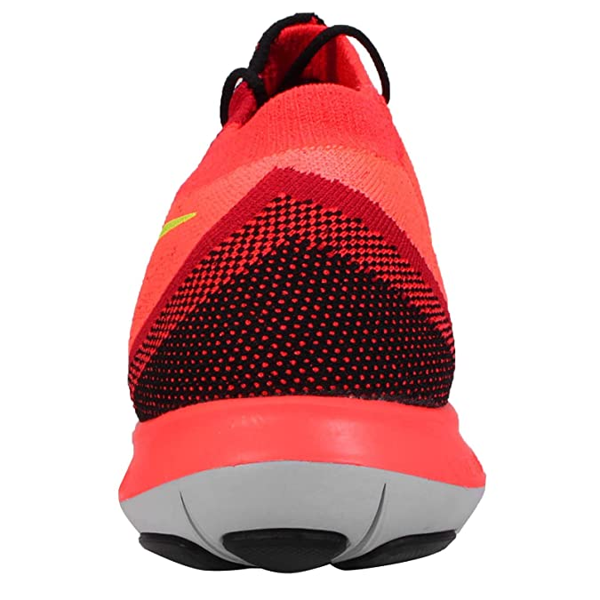 778f56a9a0aa5 ... reduced amazon nike mens free 3.0 flyknit running shoes 11 dm us black  volt university red