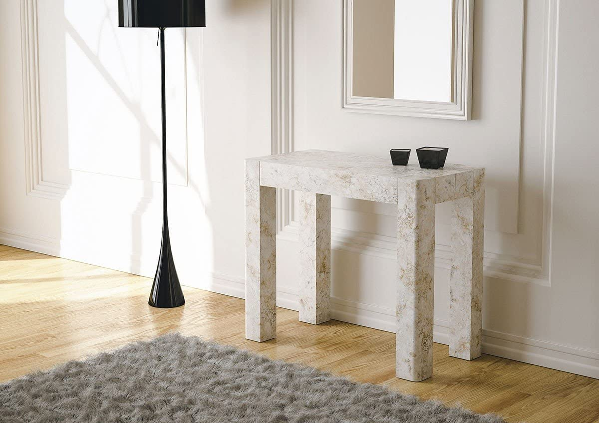 Group Design Mesa Consola Extensible Made in Italy Diva Efecto ...