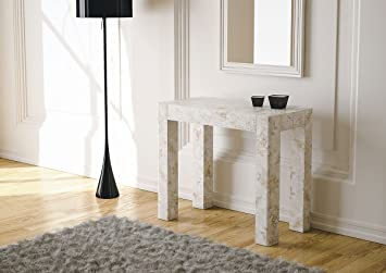 Group Italy En Effet Design Table Extensible Diva Console Made 3qc4j5LSRA