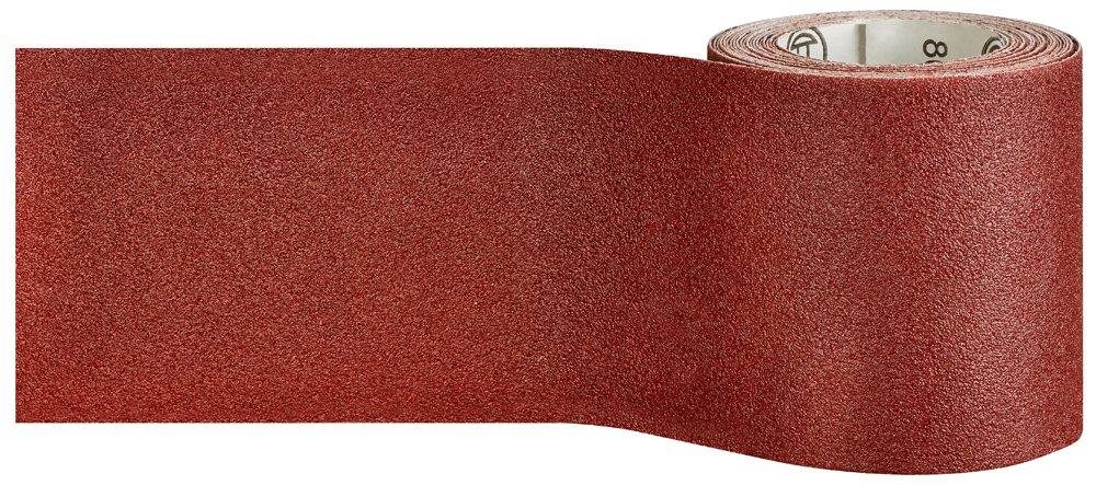 Bosch ProfessionalSchleifrolle Standard for Wood and Paint f/ür Weichholz 115 mm, 5 m, K/örnung 80, C410