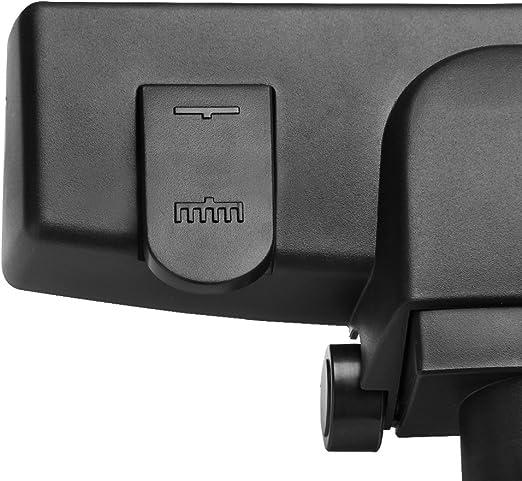 Deuba Aspiradora sin bolsa sistema multicicl/ónico Green Edition color Rojo 900W 4L con filtro HEPA cepillo 2en1 para muebles