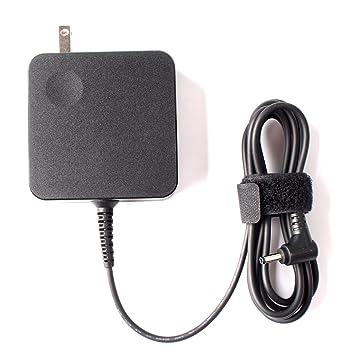 JUYOON Charger AC Power Adapter 20V 3.25A 65W ADLX65CLGU2A 5A10K78745 for Lenovo IdeaPad 710s 510s 510 310 110 100 100s /Yoga 710 510 /Flex 4 Series ...