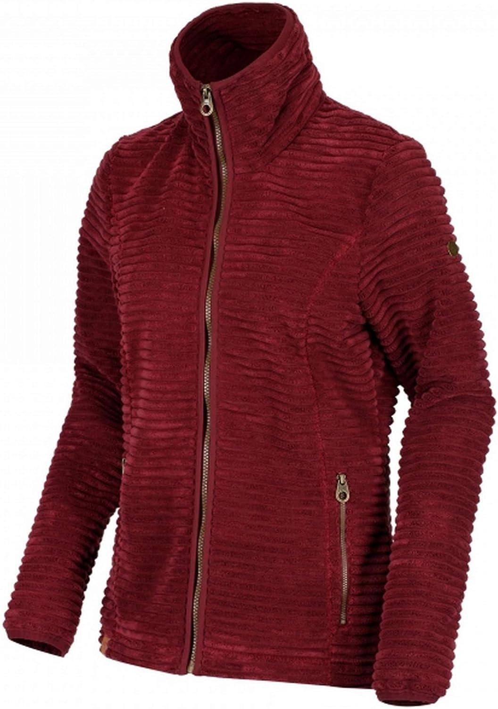 Regatta Damen Halima Drop Needle Full-Zip Fleece
