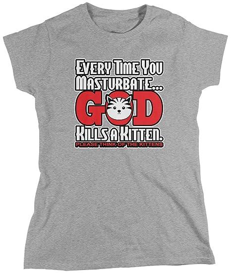 Consider, everytime god kill kitten masturbate picture not