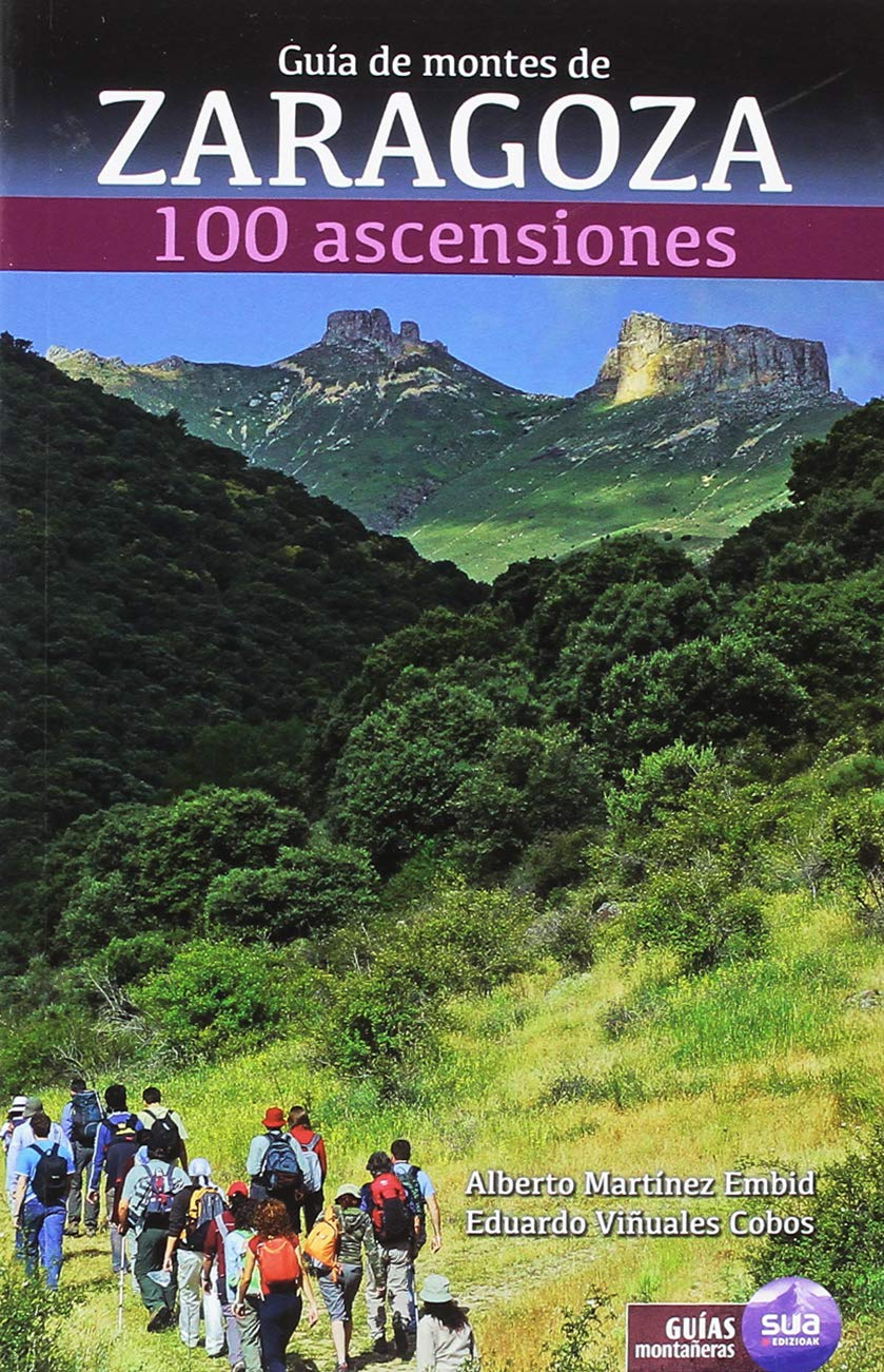 Montes de Zaragoza (Guias montañeras)