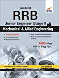 Guide to RRB Junior Engineer Stage II Mechanical & Allied Engineering