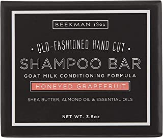 product image for Beekman 1802 - Shampoo Bar - Honeyed Grapefruit - Nutrient-Rich Goat Milk Hair Cleansing Bar - Cruelty-Free Bodycare - 3.5 oz