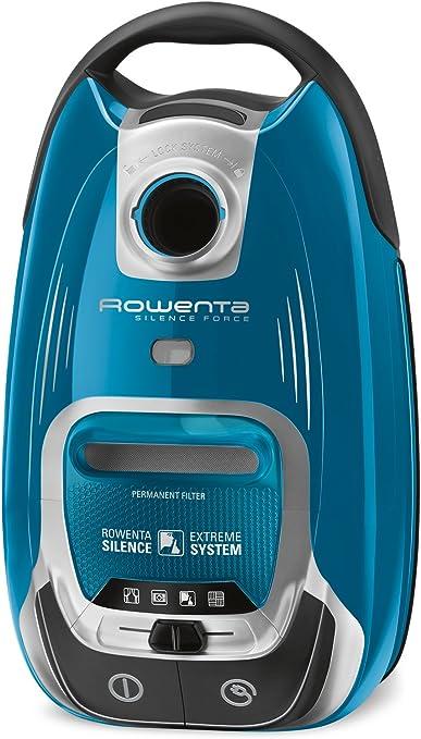 Rowenta Silence Force RO6491EA - Aspirador con Bolsa, 550 W, 4.5 L ...