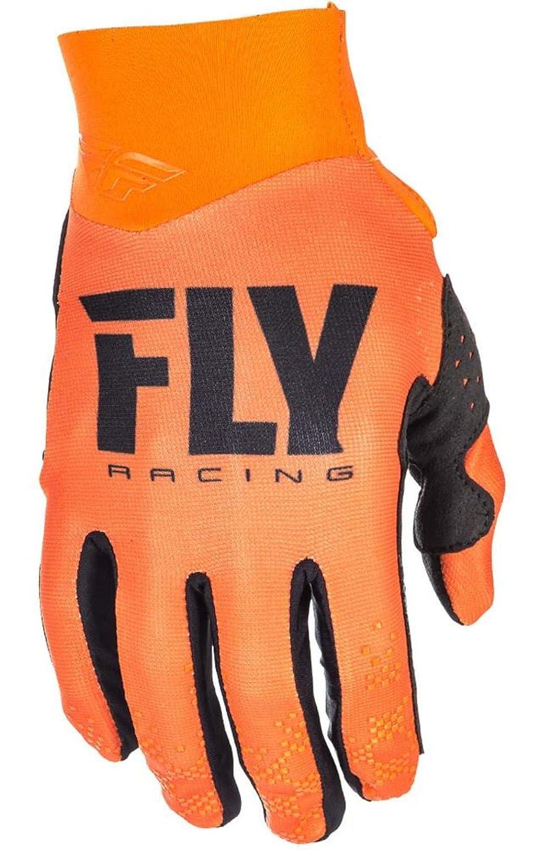 Orange, Size 10 ,1 Pack 371-81810 Fly Racing Mens Pro Lite Gloves