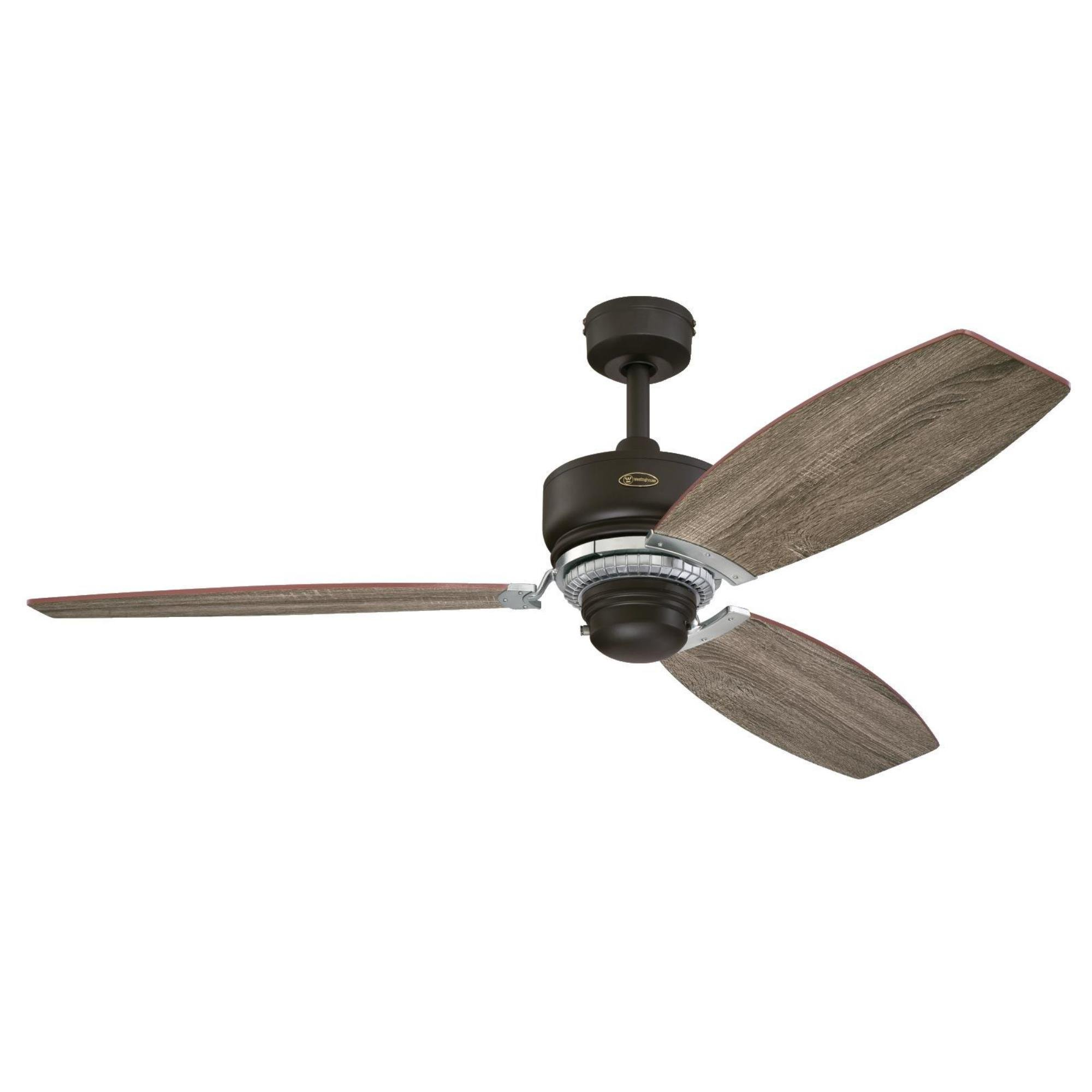 Westinghouse 7207600 Thurlow 54-inch Weathered Bronze Indoor Ceiling Fan