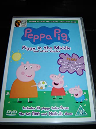 Peppa Pig - Piggy In The Middle & Other Stories