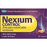 NEXIUM Control 20mg Tablets, (14 Tablets)