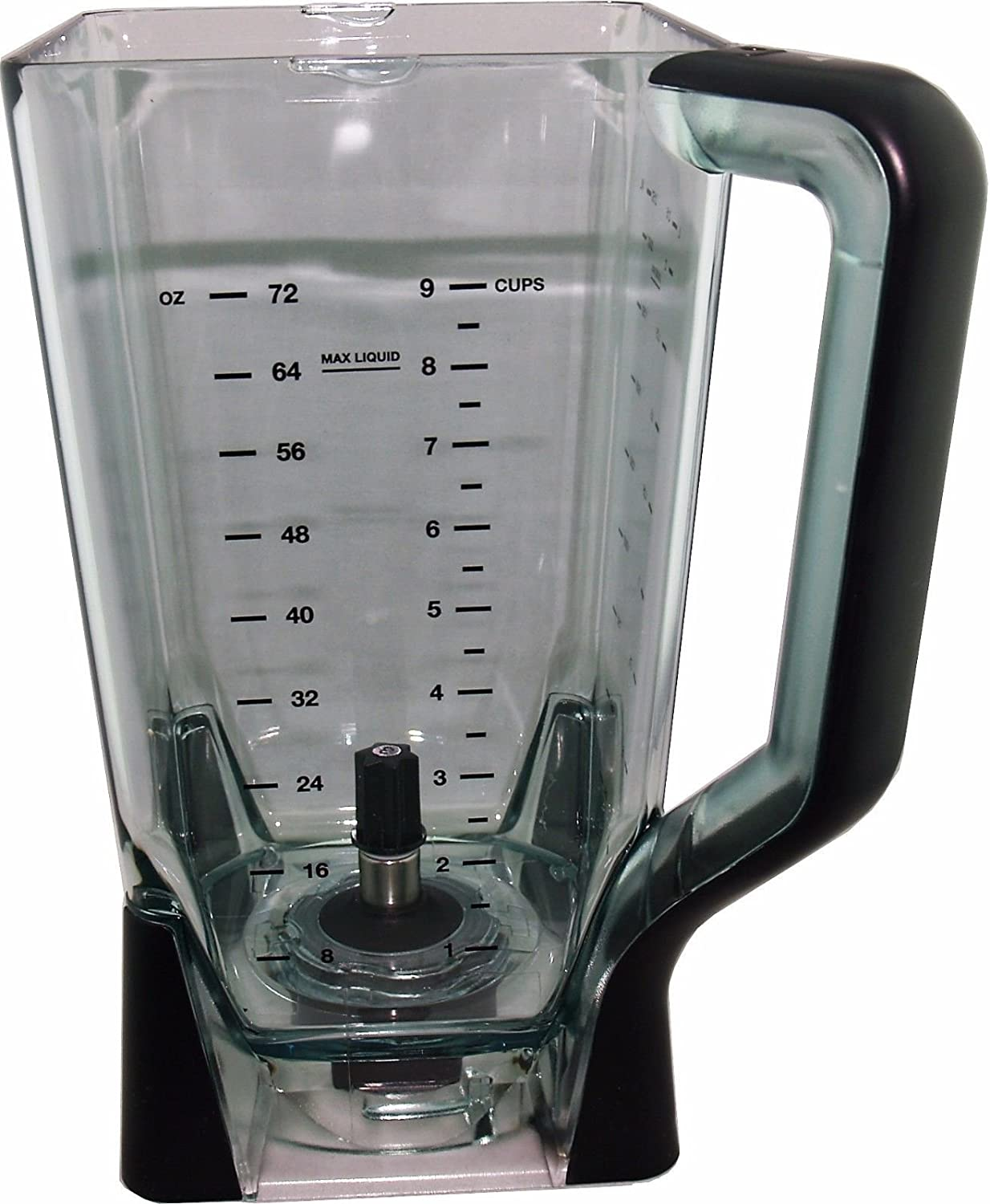 Ninja Blender Pitcher Mega Supra XL 72oz BL660 BL740 BL770 BL771 BL780 GENUINE US STOCK