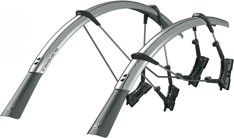 SKS Raceblade Pro bicicleta de carretera guardabarros Set, plata ...
