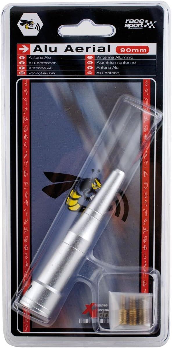 90 mm Antena Aluminio 101 Plata SUMEX 4008022