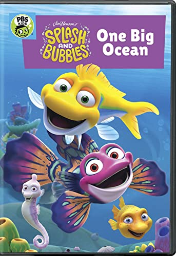 Splash and Bubbles: One Big Ocean DVD