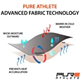Pure Athlete High Performance Wool Ski Socks