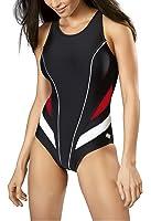 Gwinner Damen Badeanzug- Geeignet Für Freizeit Und Sport - Ideale Passform - Beständig Gegen UV Und Chlor -Made In EU #Liana