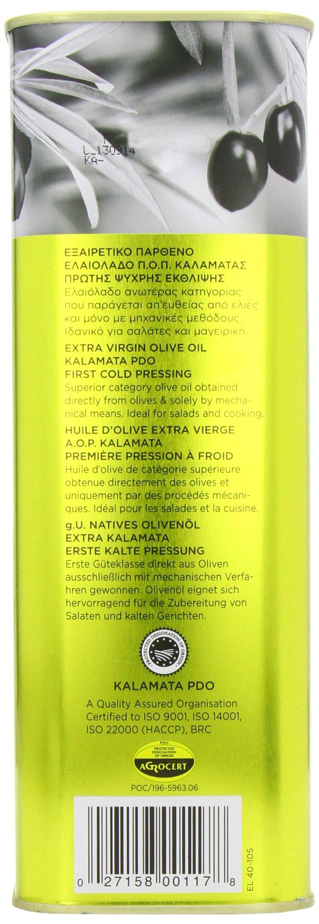 Iliada Extra Virgin Olive Oil Tin, 3 Liter by Iliada (Image #5)