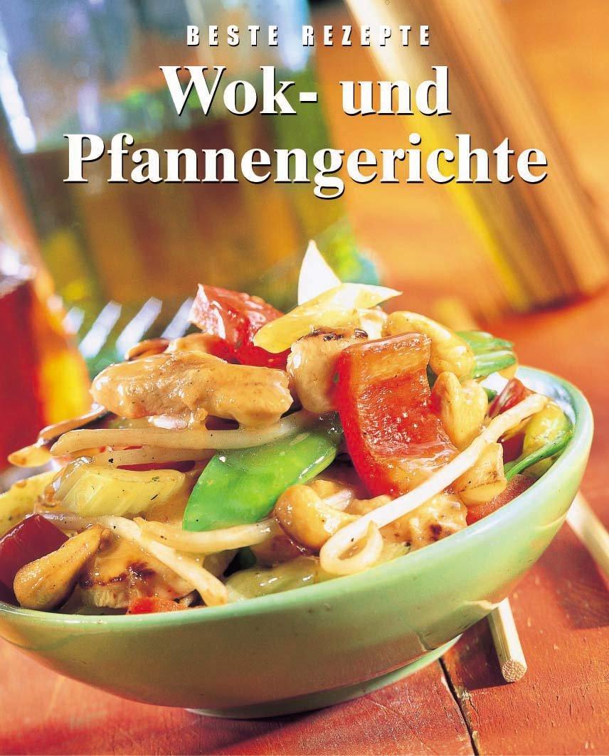 Wok- und Pfannengerichte